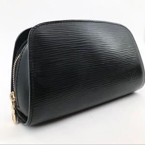 Louis Vuitton Epi Dauphine 17 Cosmetic Pouch